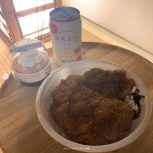 秩父 ワラジカツ丼 テイクアウト